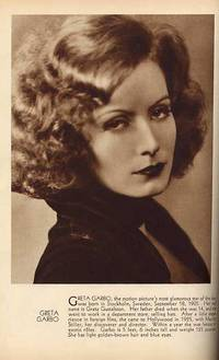 Stars Of The Photoplay, Art Portraits Of Famous Film Favorites With Short Biographical Sketches