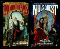 JEREMY MOON - Book One: Moon Dreams; Book Two: Nul's Quest
