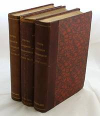 Index Librorum Prohibitorum: [with] Centuria Librorum Absconditorum:  [with] Catena Librorum Tacendorum: Being Notes Bio- Biblio- Icon-  Graphical and Critical, on Curious and Uncommon Books [3 volumes]