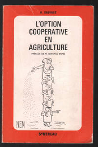 Option coopérative en agriculture