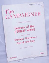 image of The Campaigner. 1970 [no month noted] Publication of the National Caucus of Labor Committees