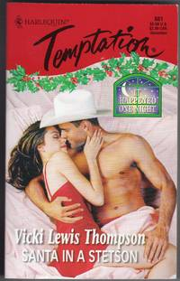 Santa In A Stetson - It Happened One Night -  (Harlequin Temptation #661)