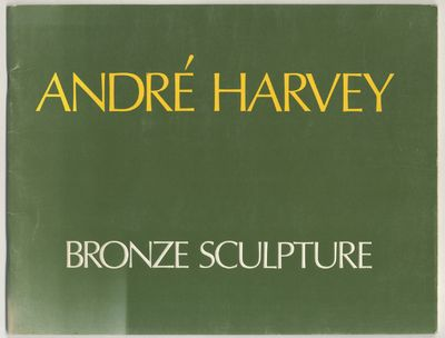 Rockland, Delaware: Andre Harvey Studio, 1975. Softcover. Very Good. First edition. Oblong quarto. S...