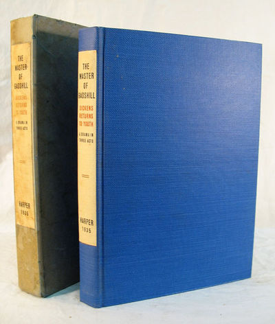 Cedar Rapids: The Torch Press, 1935. 1st edition. Hardback. Slipcase. A Fine copy in a VG 2-part sli...