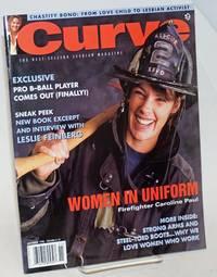 image of Curve: the lesbian magazine; vol. 8, #5, November 1998; Women in uniform