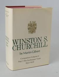 image of Winston S. Churchill; Companion Volume V. Part 1: The Exchequer Years 1922  - 1929
