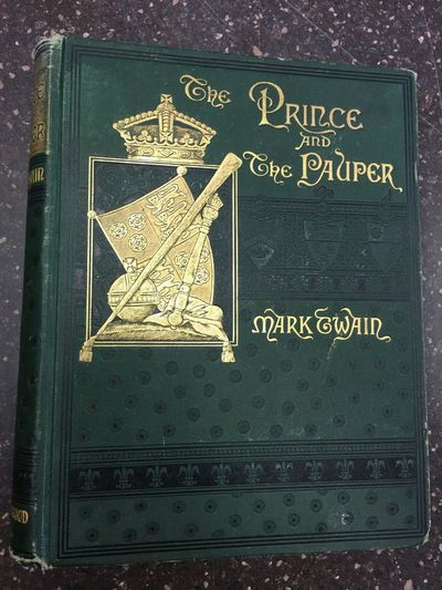 Boston: James R. Osgood and Company, 1882. First American Edition, First Printing, First State, Firs...