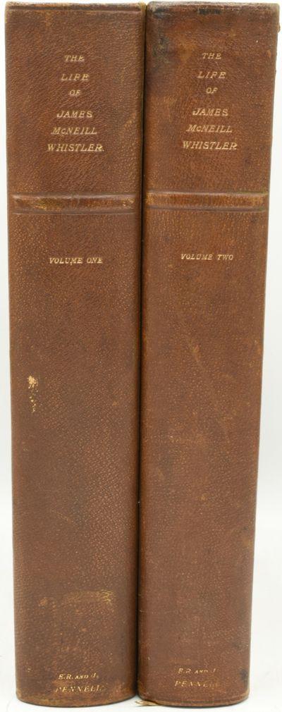 London   Philadelphia: William Heinemann   J. B. Lippincott Company, 1908. Limited Edition. Half Lea...