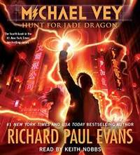 Michael Vey 4: Hunt for Jade Dragon by Richard Paul Evans - 2014-09-02 - from Books Express (SKU: 1442373636n)