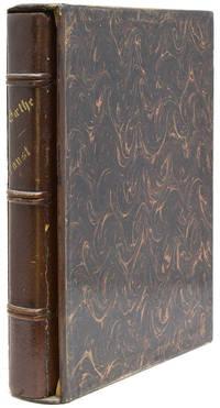 Faust...Traduction d'Albert Stopfer