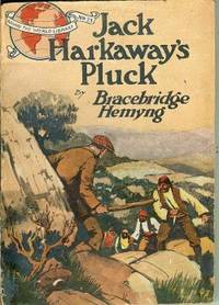 JACK HARKAWAY'S PLUCK; Around the World Library No. 15
