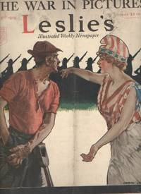 image of Leslies's Illustrated Weekly Newspaper The War in Pictures - January 12,  1918
