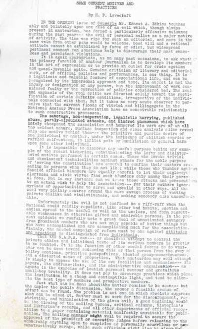 N.p. , 1936. Large octavo, pp. 1-2 , mimeographed from typewritten copy on both sides of two unbound...