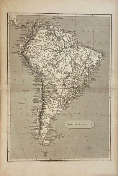 London: Longman, Hurst, Rees & Orne, 1809. unbound. John Russell. Map. Original uncolored engraving....