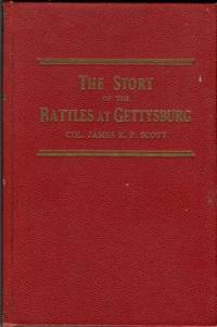image of The Story Of The Battles At Gettysburg