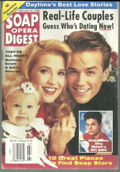SOAP OPERA DIGEST FEBRUARY 16, 1993, Soap Opera Digest