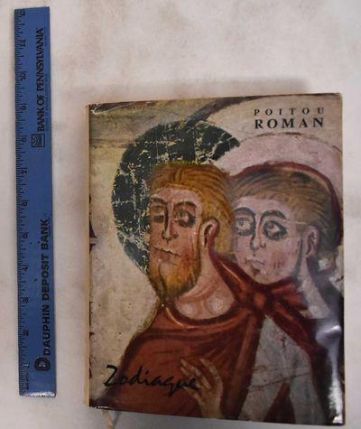 Saint-Leger-Vauban, France: Zodiaque, 1962. Hardcover. VG+. light sunning to cover edges. ex-libris ...