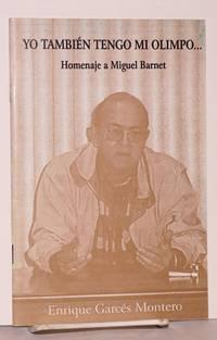 image of Yo también tengo mi olimpo... Homenaje a Miguel Barnet