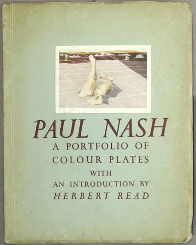: Soho Gallery Ltd, 1937. First edition, issued as no. 1 in the publisher's 'Contemporary British Pa...
