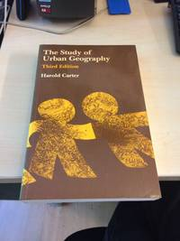 image of The Study of Urban Geography