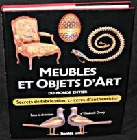 MEUBLES ET OBJETS D'ART (Ancienne Edition)
