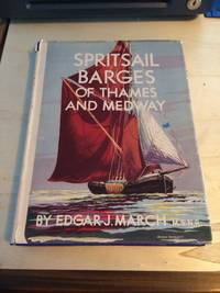 image of Spritsail Barges of Thames and Medway