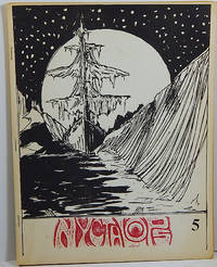 Nyctalops 5 - October 1971 Fanzine