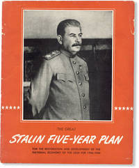 Special Supplement on the Fourth Five-Year Plan [title from cover: The Great Stalin Five-Year Plan for the Restoration and Development of the National Economy of the USSR for 1946-1950