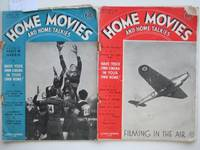 image of Home movies and home talkies: March and September 1936. Vol IV no. 10 &  Vol V no. 4. Official organ of the Instittute of Amateur Cinematographers  Ltd