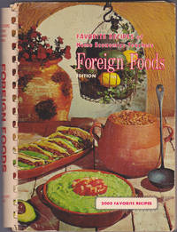 image of Favorite Recipes of Home Economics Teachers : Foreign Foods Edition