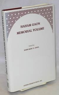 image of Haham Gaon Memorial Volume