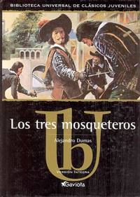 image of Los Tres Mosqueteros/ the Three Musketeers