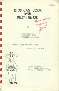 Kids can Cook with Billy the Kid