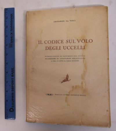 Milano: Spartaco Giovene, 1946. Hardcover. Good+ (staining to glassine wraps, light wear to boards, ...