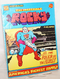 The incredible Rocky vs the power of the people! Featuring... America's richest family.  Revised edition