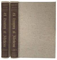 A History of Medicine. [2 volumes].