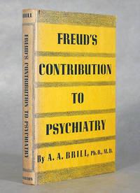 Freud's Contribution To Psychiatry