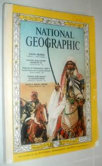 National Geographic Magazine Vol 129 No 1. January 1966