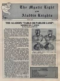 The Mystic Light of the Aladdin Knights, Volume 9, Number 2, March 1981
