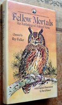 image of Fellow Mortals: Anthology of Animal Verse