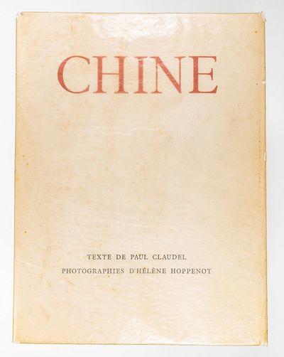 Chine. Texte de Paul Claudel...