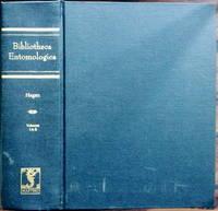 Bibliotheca entomologica: die Literatur ueber das ganze Gebiet der Entomologie bis zum Jahre 1862