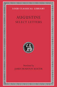Select Letters by Edmund Augustine - Hardcover - from The Saint Bookstore (SKU: A9780674992641)
