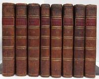 image of POSTHUMOUS WORKS OF FREDERIC II. KING OF PRUSSIA. CORRESPONDENCE. LETTERS  BETWEEN FREDERIC II AND M DE VOLTAIRE... M JORDAN ... MARQUIS D'ARGENS...M  D'ALEMBERT...GEN FOUQUET...8 VOLS OF 13 (#6 TO #13)