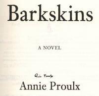Barkskins.