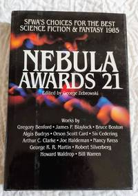 image of NEBULA AWARDS 21 SWFA'S Choices for the Best Science Fiction and Fantasy 1985