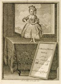 Catharina Helena Stöber or Stöberin Etching