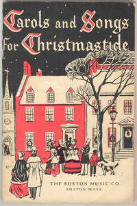 Carols and Songs for Christmastide