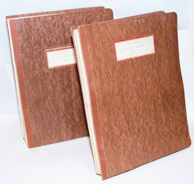 , n.d.. 570p., two volumes; apparently an early draft or revision of Dien's 1962 UC Berkeley PhD the...
