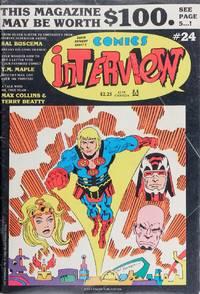 image of Comics Interview #24